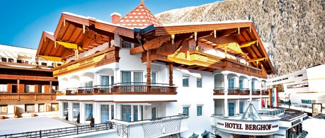 Hotel Berghof from £655