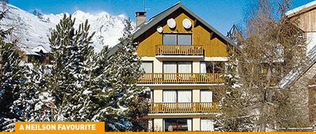 Hotel Serre Palas from £445