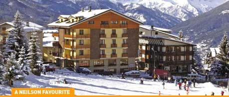 Ski Holidays to Sauze D Oulx in Italy 2017 & 2018.