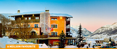 Hotel Galli from £703