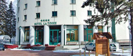 Hotel La Torre Spa
