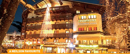 Bergers Sporthotel from £611