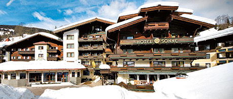 Hotel Sonne from £908