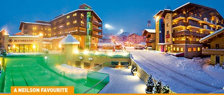 Alpinresort Sport and Spa from £849