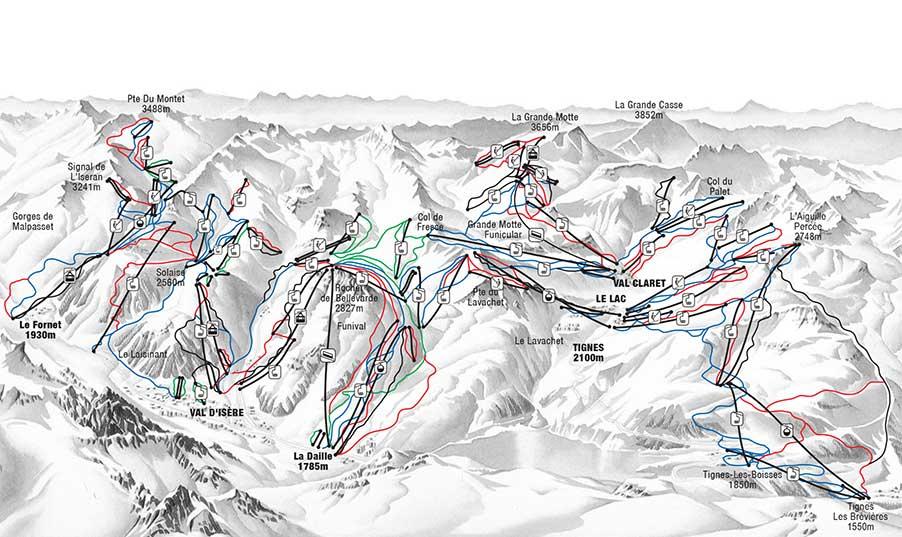 Tignes France Ski Holidays 2017 2018 Neilson Holidays