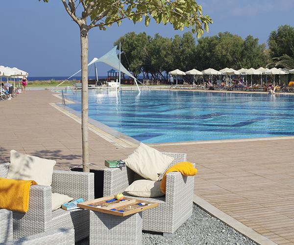Portomyrina Palace Beachclub