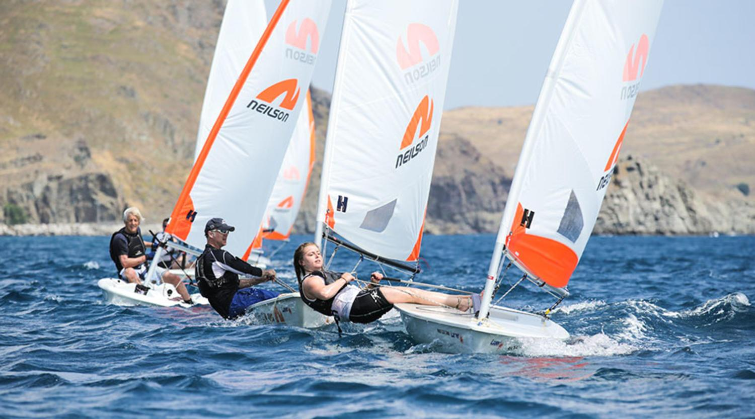 Dinghy Sailing Holidays 2019   Free Tuition & RYA Courses