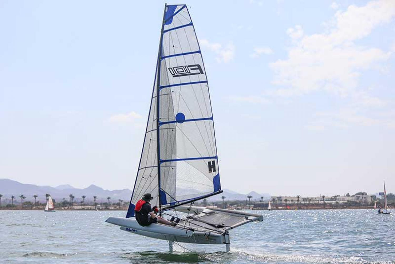 Dinghy Sailing Holidays 2019 | Free Tuition & RYA Courses