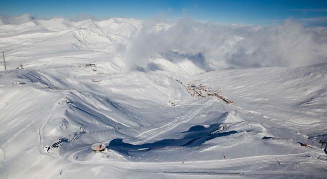 Most snow sure resort in Andorra