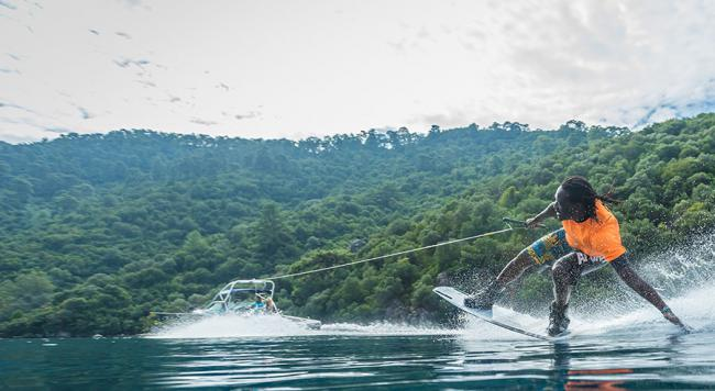 History of water skiing and wakeboarding