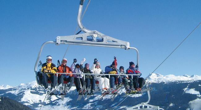 Skiing in Austria for families
