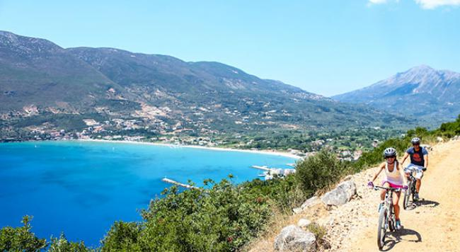 Four great cycle routes on Lefkada, Greece | Neilson