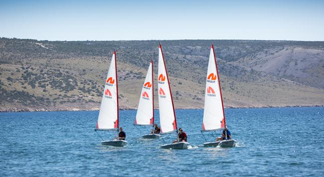 Dinghy sailing - best for practical thinkers