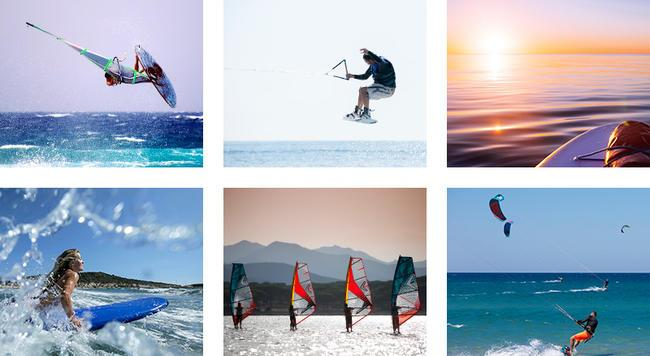 The 5 most instagrammed water sports
