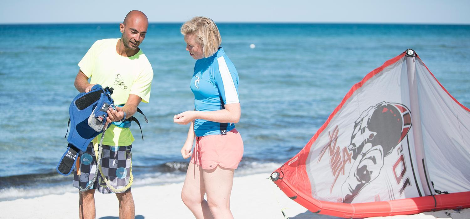 Get to know your kitesurfing kit