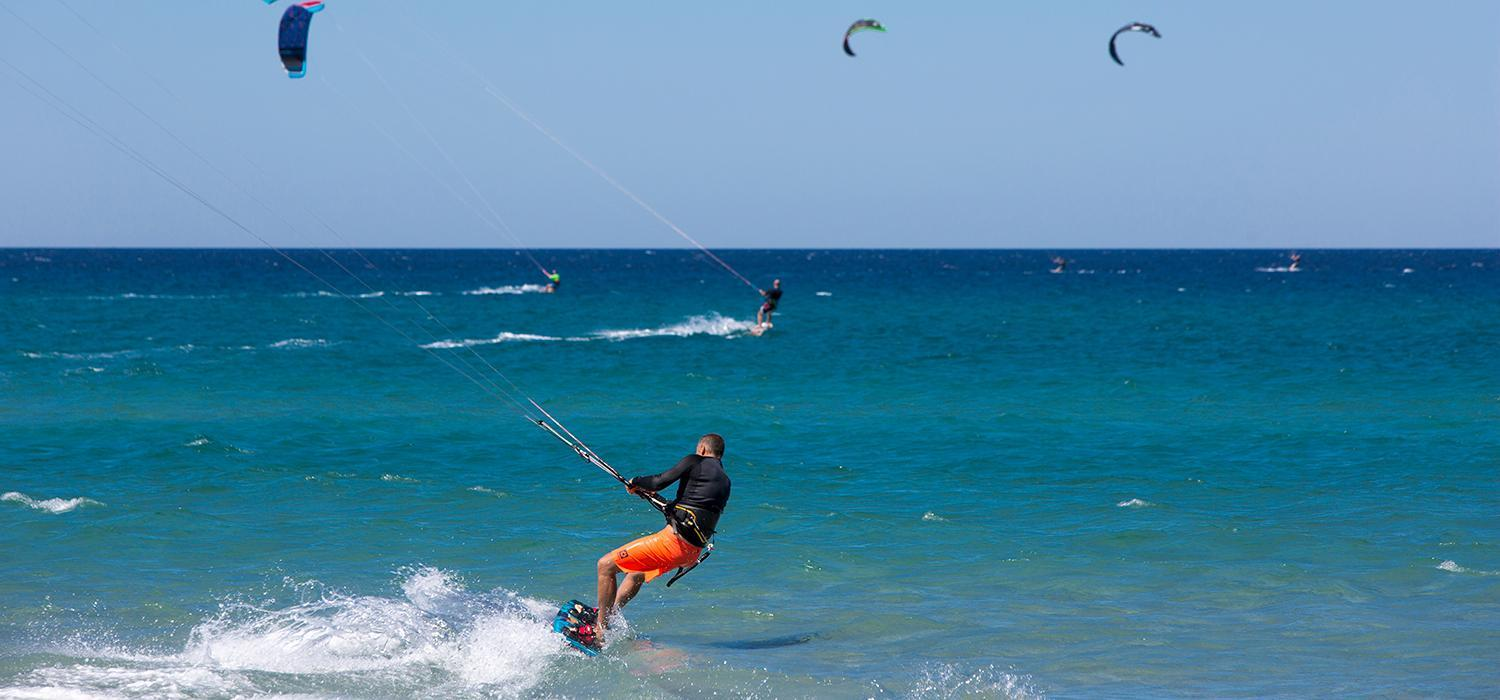 Is kitesurfing good for you?