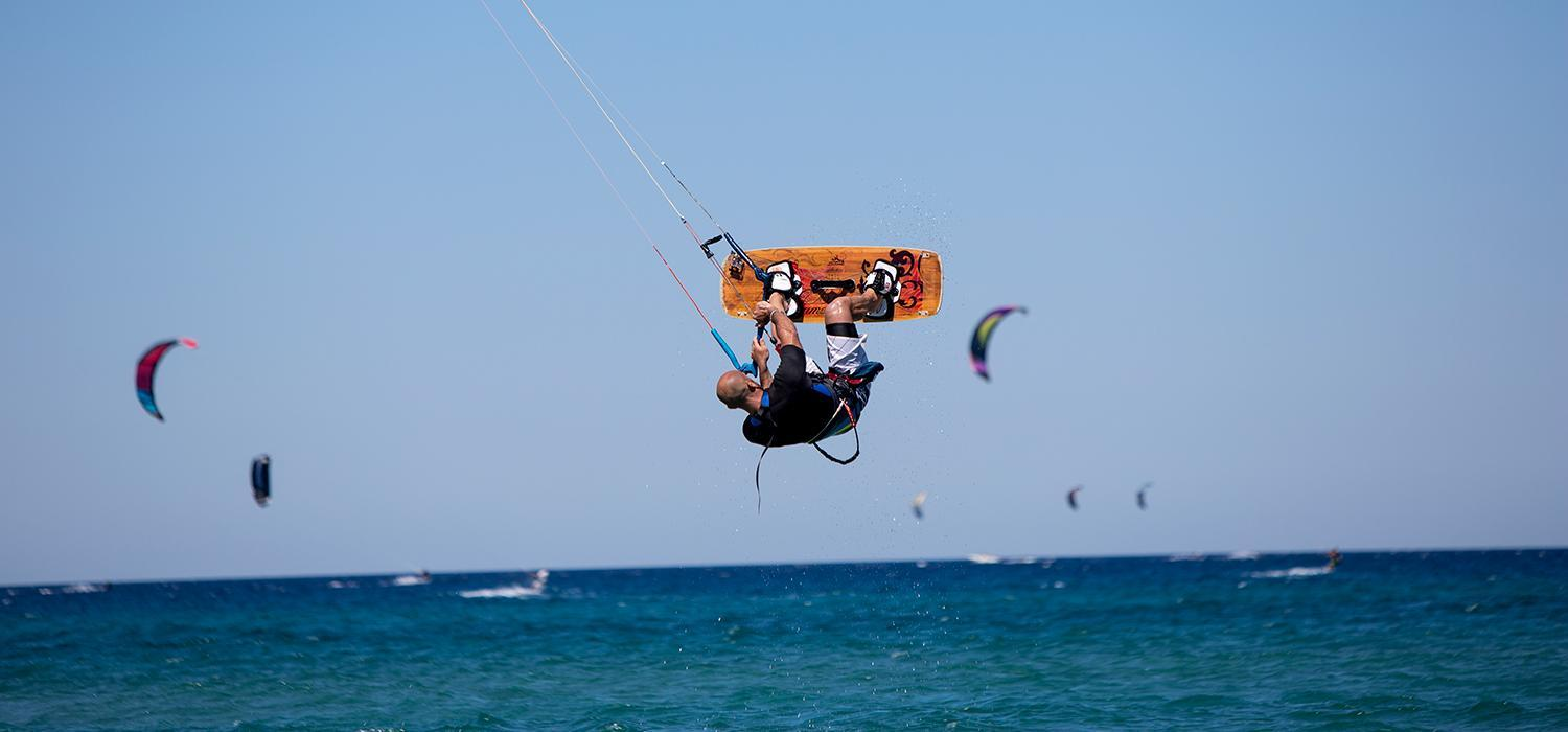 How to nail a kitesurf jump