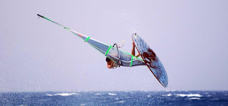 Windsurfing techniques explained | Neilson