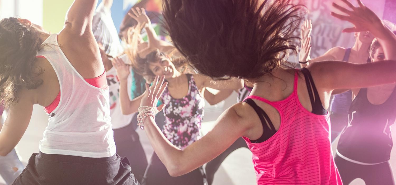 Where does Zumba music come from?