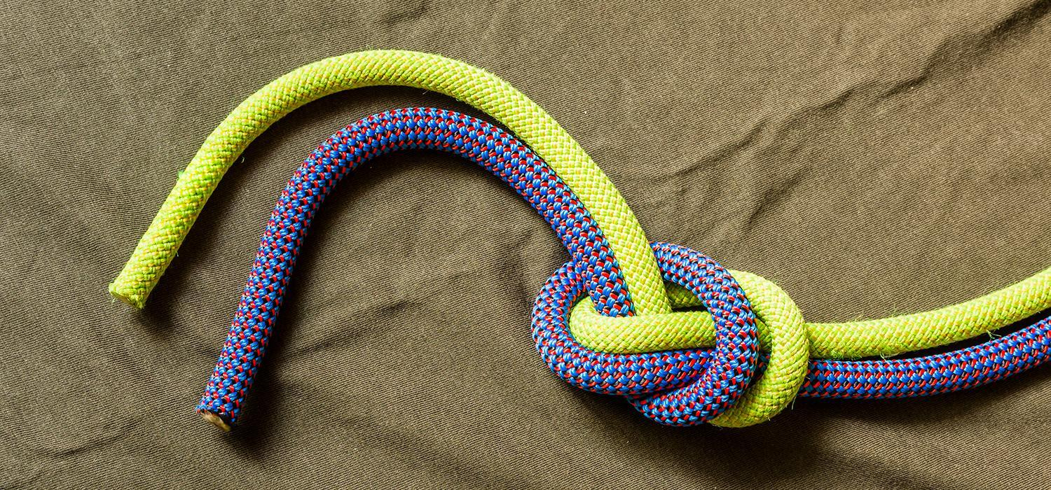Overhand knot
