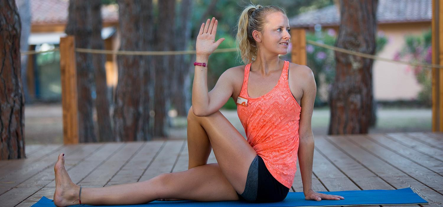 Can yoga help back pain?