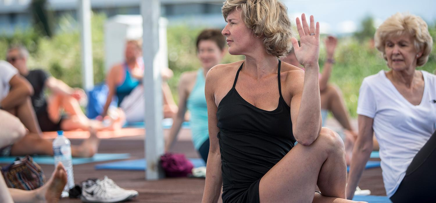 Yoga moves to help back pain and back strength