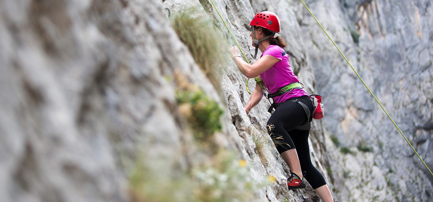 Is rock climbing dangerous?