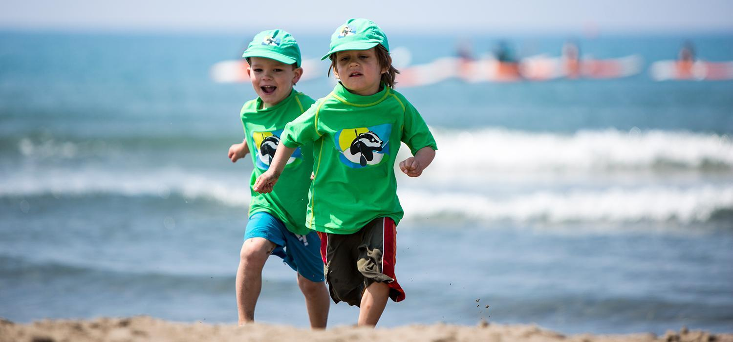 Why are Neilson holidays great for kids and 'letting go'?