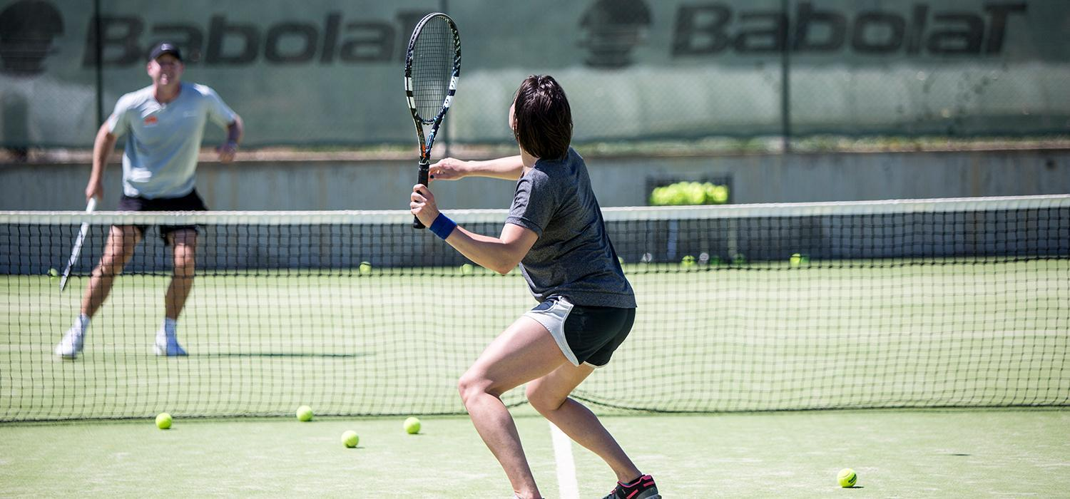 Why are Neilson Beachclubs great for tennis pros?