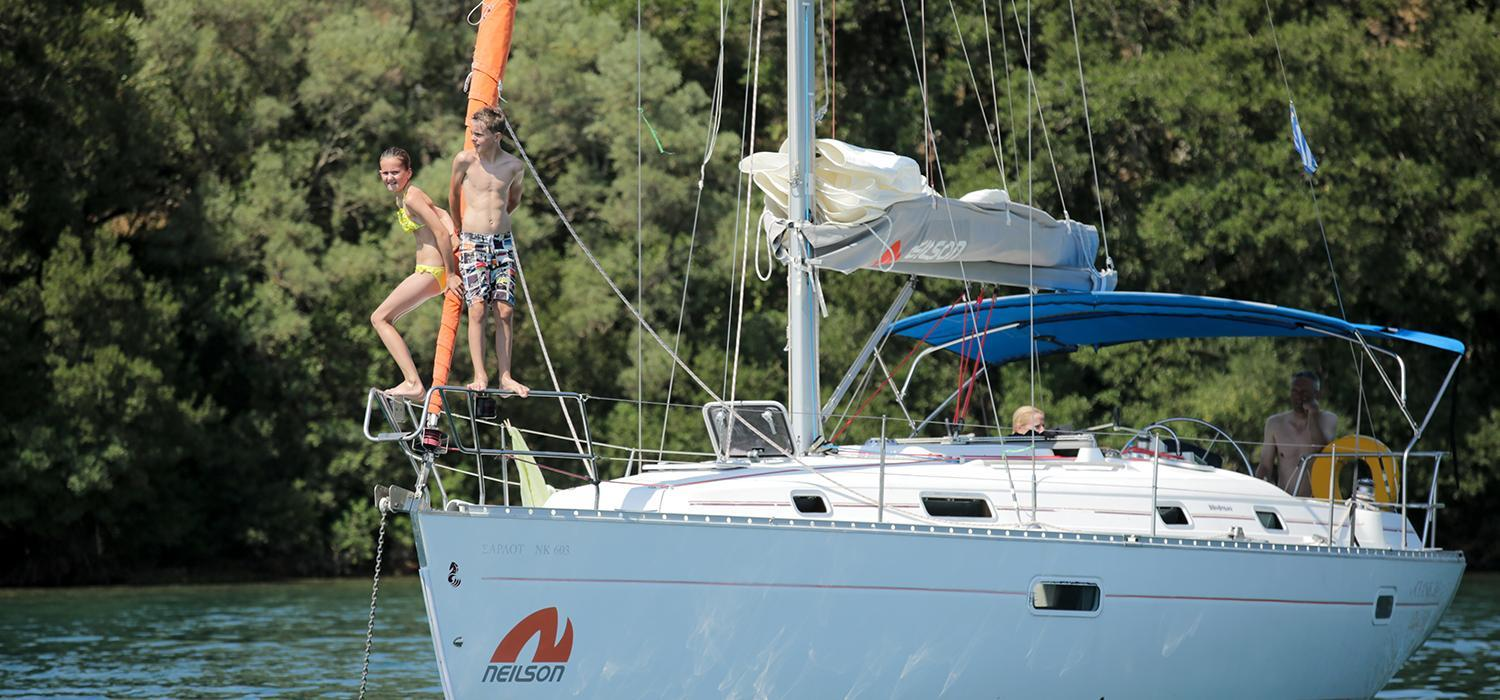 Stay and sail holiday destinations