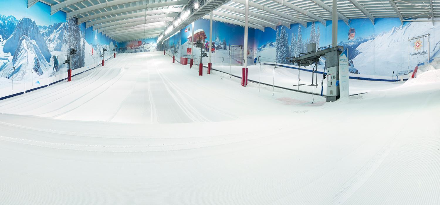 The Snow Centre, Hemel Hempstead