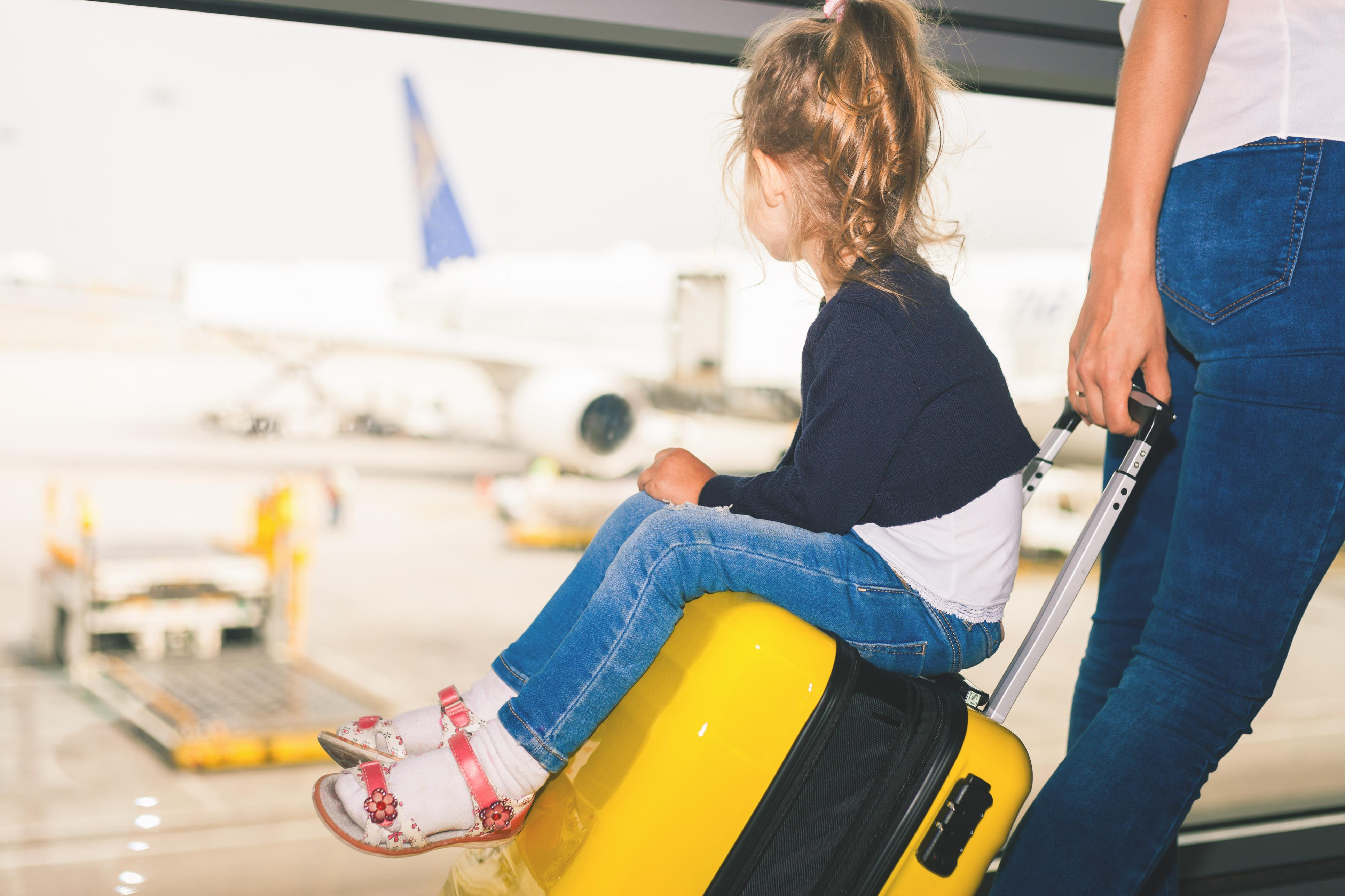Family holiday tips: during the journey