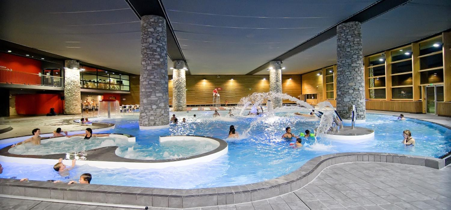 centre aquatic, Val d'Isere