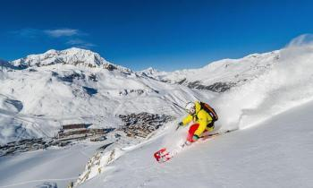 The best resorts to improve your snow skills