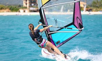Windsurfing technique