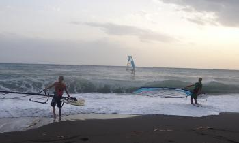 windsurfing holiday