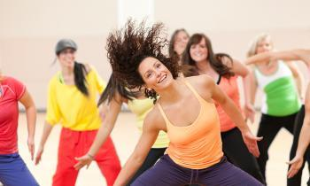 Why Zumba is good for you