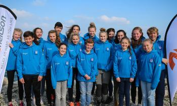 Neilson GBR Cadet World Sailing Team