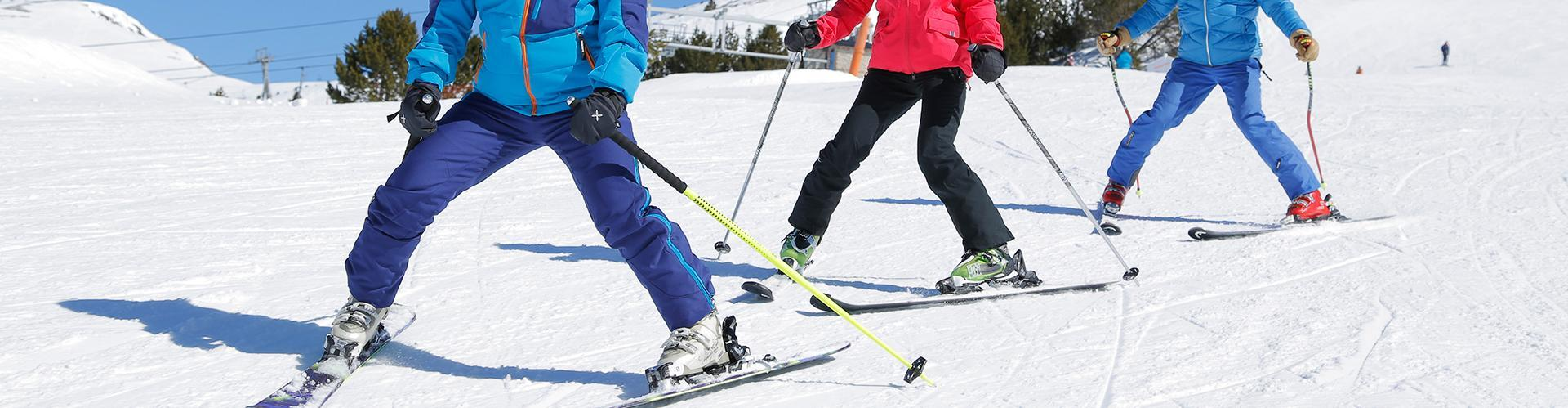 Beginner ski holidays