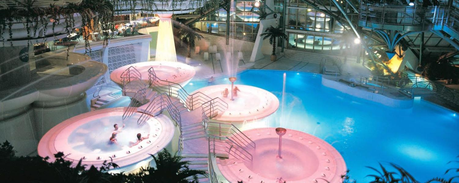 Caldea thermal spa