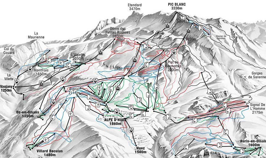 Alpe d\'Huez Ski Holidays 2019   Neilson