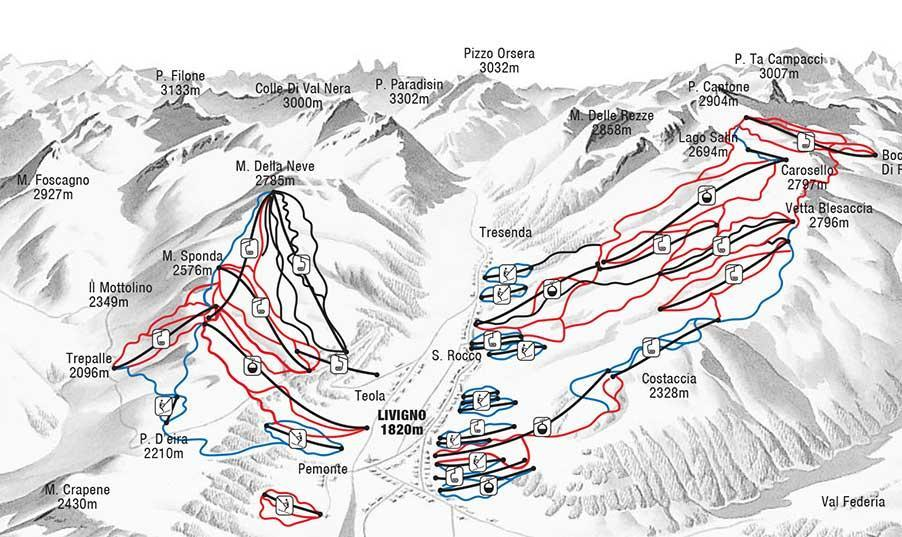 Livigno Ski Holidays 2018 Neilson