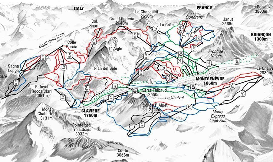 Montgen 232 Vre France Ski Holidays 2018 2019 Neilson