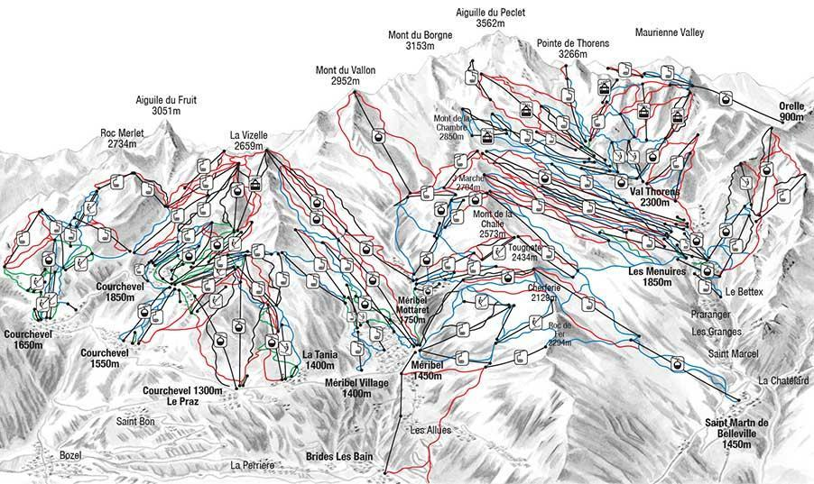 Val Thorens Ski Holidays 2018 Neilson