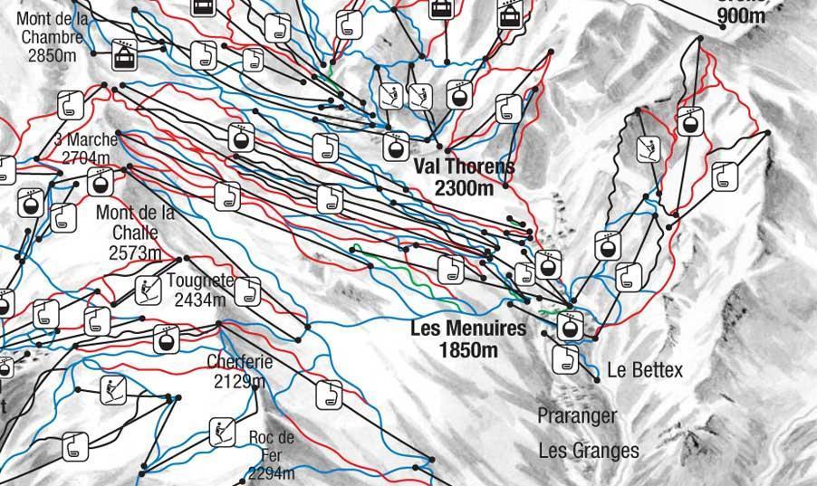 Les Menuires Ski Holidays 2018 Neilson