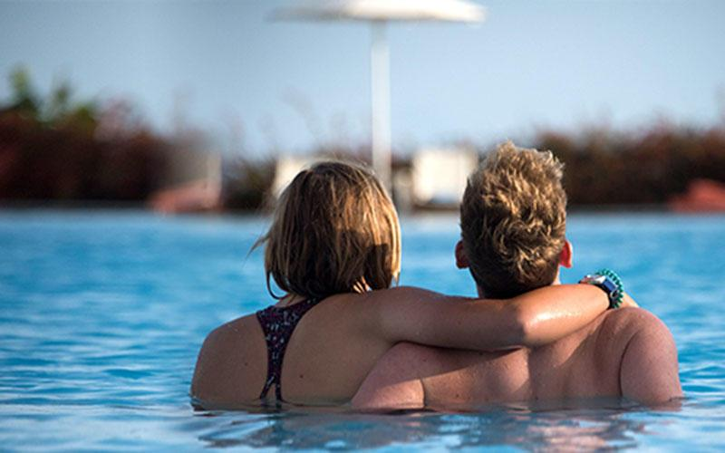 Couples' activity holidays to Greece
