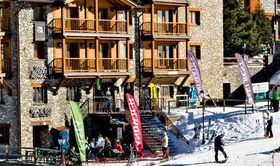 Slopeside Nordic Apartments