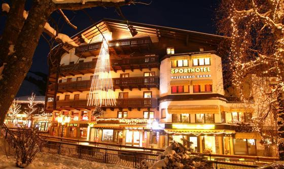 Berger's Sporthotel in Saalbach